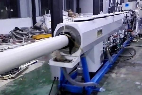 PVC Pipe Machine Manufacturers
