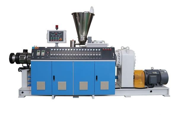 Twin Screw Extruder Machine for PVC