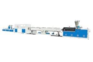 PVC Pipe Extrusion Machine